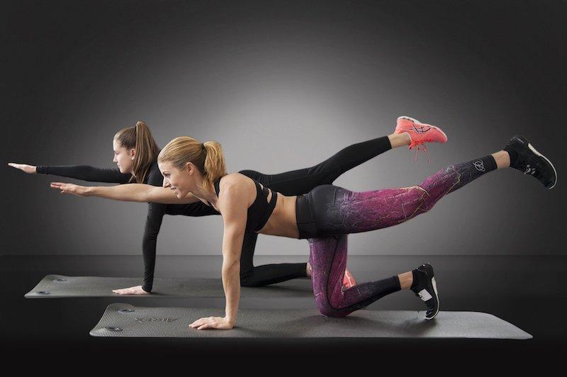Individuální trénink pro dvojice